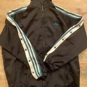 Adidas Originals Satin Track Jacket